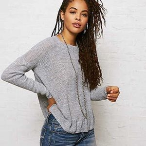 DONT ASK WHY (AEO) Jegging Grey. Knit